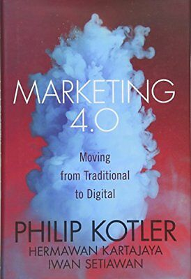 Marketing 4.0: From Products to Customers to the Human Spirit-Philip Kotler