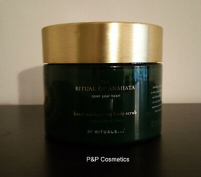 Rituals The Ritual of Anahata Body Scrub!!Limited Edition!!Out now!!