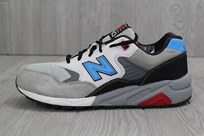 brand new 2abec 78952 29  120 New Balance Mens MRT580YO Riders Club gray black Shoes Size 9.5