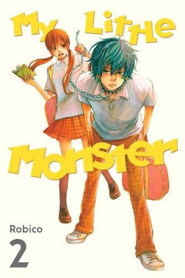 My Little Monster 2, Robico, Good Condition Book, ISBN 9781612625980