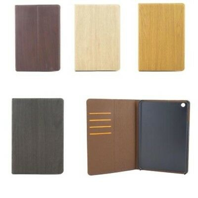 Brand New and Boxed Wood Look iPad Mini 2/3 Folding Cases in 4 Different Colours
