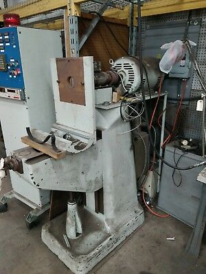 Bridgeport Dynamometer for testing torque limits for electric motors