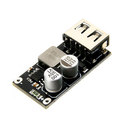 Buck USB Charging Module DC 6-32V 12V 24V to QC3.0 Fast Quick Charge for Iphone