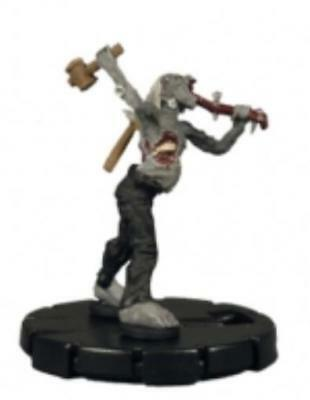 HorrorClix Freakshow Pierced Zombie (Limited Edition) SW
