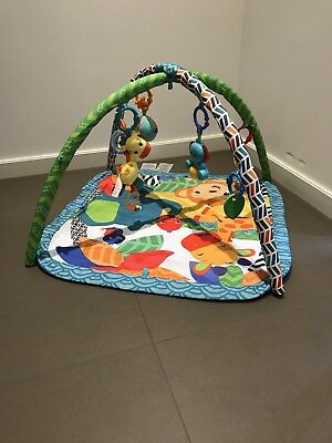 Baby Activty Gym Mat Centre