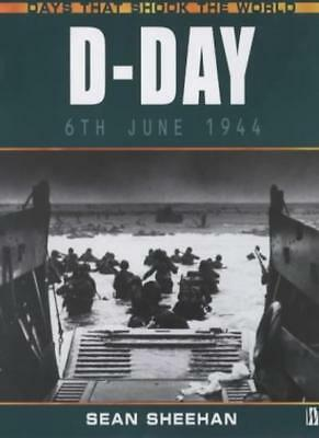 Days That Shook The World: D-Day,Sean Sheehan