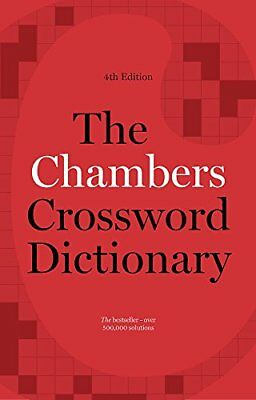 The Chambers Crossword Dictionary, 4th Edition-Chambers