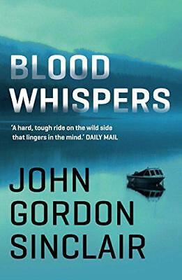 Blood Whispers by Sinclair, John Gordon | Paperback Book | 9780571283910 | NEW
