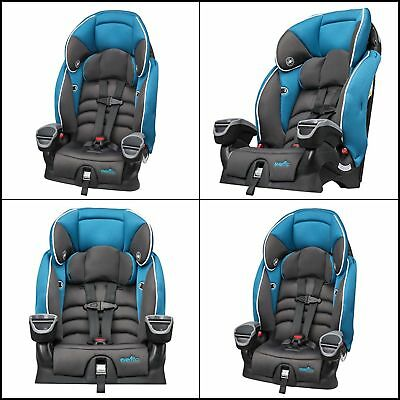 Evenflo Maestro Booster Car Seat Chair Thunder Baby Kid Toddler Drive Safety NEW