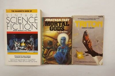 Mixed Sci Fi 3 Book Bundle, (1)