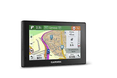Garmin DriveSmart 50 LMT-D CE Navigationssystem, 12,7 cm (5 Zoll) Display, Touch