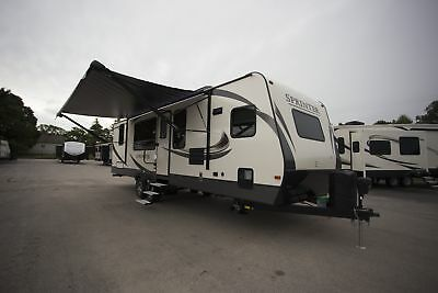 Huge Sale Brand New 2018 Keystone Sprinter 29Bh Travel Trailer Bunkhouse