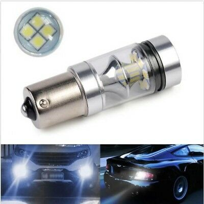 1Pcs LED Backup Light Car Reverse Bulb Lamp CREE XBD 100W 1156 S25 P21W BA15S