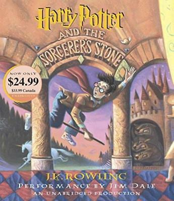 Harry Potter and the Sorcerer's Stone (CD) **BRAND NEW**FREE SHIPPING**