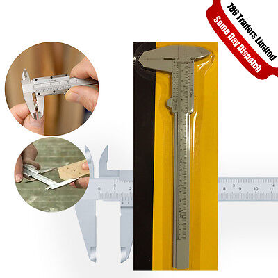 "New Vernier Caliper Gauge Calliper Sliding Measuring Height Tool | 6"" 15Cm Tool"