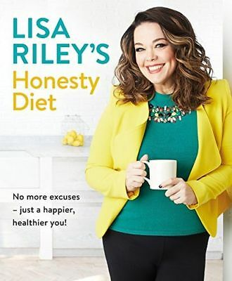 *NEW* - Lisa Riley's Honesty Diet (Paperback) - 071818887X