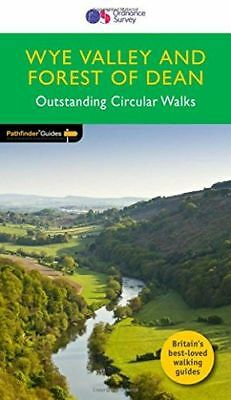 Pathfinder Wye Valley & Forest of Dean Outstanding Circular (PB) 0319090442