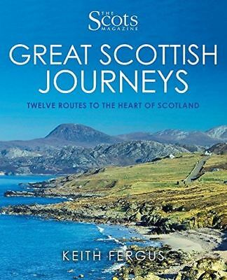 *NEW* - The Scots Magazine: Great Scottish Journeys (Paperback) - 178530142X