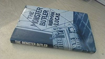 *NEW* - Monster Butler (Hardcover) - 0213167026