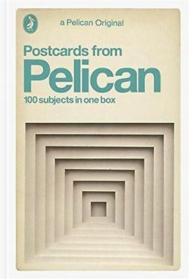 Postcards from Pelican: 100 Subjects in One Box (Pelican (PB) 0241006376