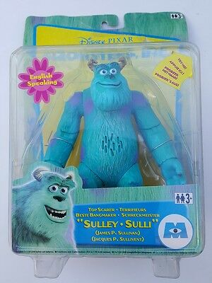 Monsters Inc Sulley Talking  Figure