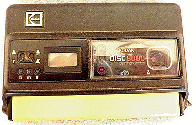 Vintage Kodak Disc 8000 Disk Film Camera
