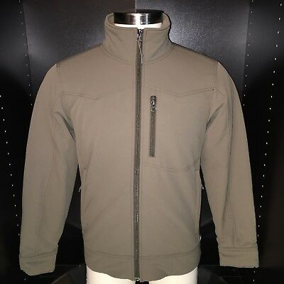 Stio Jackson Hole Thermore Outdoor Men S Full Zip Jacket Soft Shell Insulated