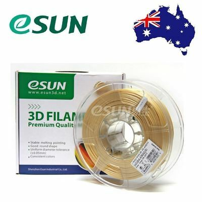 eSUN Wood 3D Printer Filament 1.75mm Natural 0.5kg