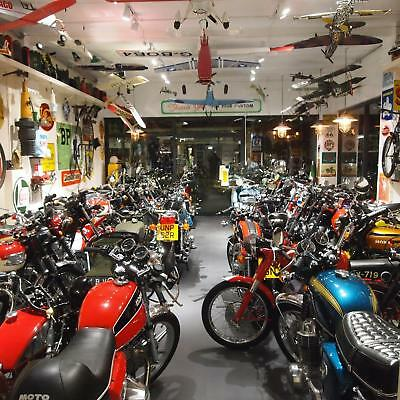BSA Classic Rare Vintage Collectors Norton Triumph Motorcycles Always Required.