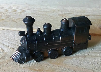 Temperino Treno Metallo Vintage Pencil Sharpener