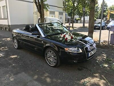 Audi A4 2,7tdi Cabriolet S-LINE 19Zoll