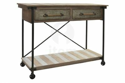 Consolle Ingresso Design Vintage Shabby Chic Industriale Provenzale