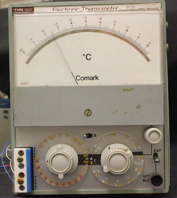 Comark Electronic Thermometer - Cu/Con thermocouple meter (Comark01)