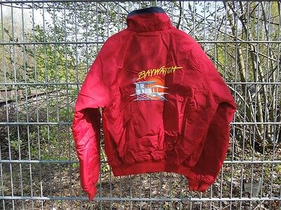 Original US Baywatchjacke Baywatch Jacke Promo Crew Jacket authentic old school