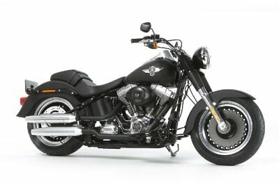 TAMIYA 1/6 Harley-Davidson FLSTFB Fat Boy Lo Model Kit NEW from Japan