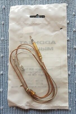 GAS THERMOCOUPLE OEM STYLE WITH INTERRUPTOR 450MM Boiler/Gas Heater