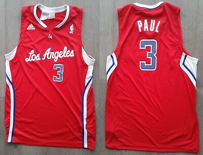 Maillot NBA Basket Chris Paul, Los Angeles Clippers, taille S