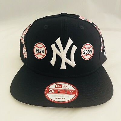 New York Yankees Hat MLB New Era 9Fifty Snapback Cap Spike Lee Collection 81434e0306a