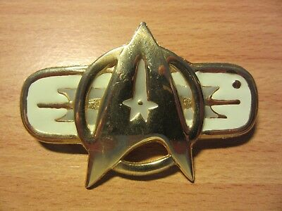 Star Trek Insignia Pin Movies
