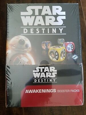 Star Wars Destiny Awakenings Booster box 36 Count