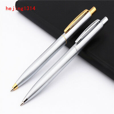 Luxury quality Baoer 38 Stainless steel Business office Medium nib Ballpoint Pen