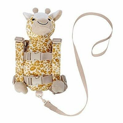 Goldbug Animal 2 in 1 Harness Buddy, Giraffe