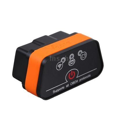 Vgate iCar2 WiFi Diagnostic-tool Adapter for Android Phone/PC/IOS Phone W5X1
