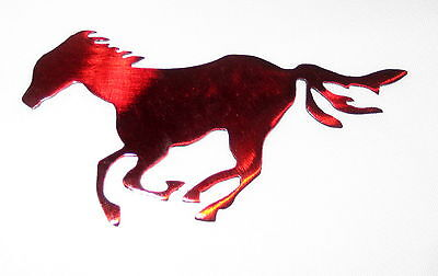 HORSE Steel Magnet Powder Coated Kitchen Decoration Made in USA  New Farm