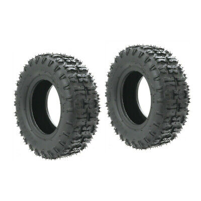 2PCS 13x5.00-6 13 x 5 - 6 Tire Tyre Tube for electric ATV Mobility Quad Buggy