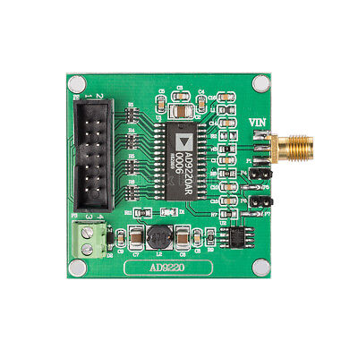AD9220 12-bit ADC Data Acquisition Module High Speed & Precision Board 10Msps