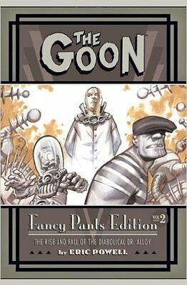 The Goon Fancy Pants Volume 2 Eric Powell - BRAND NEW SEALED  ZOMBIES film noir