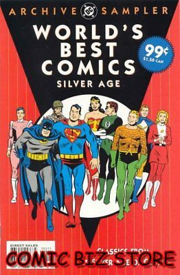 World's Best Comics Silver Age (2004) 1St Printing Bagged & Boarded Dc Comics
