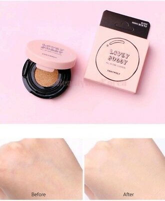 TONYMOLY Lovey Buddy All In One Cushion SPF50+ PA+++ 4g Koreanische Makeup