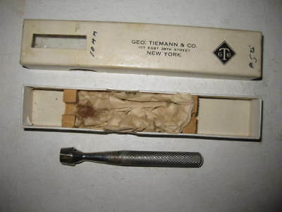 Antique George Tiemann & Co. Steel  Surgical Tool Instrument